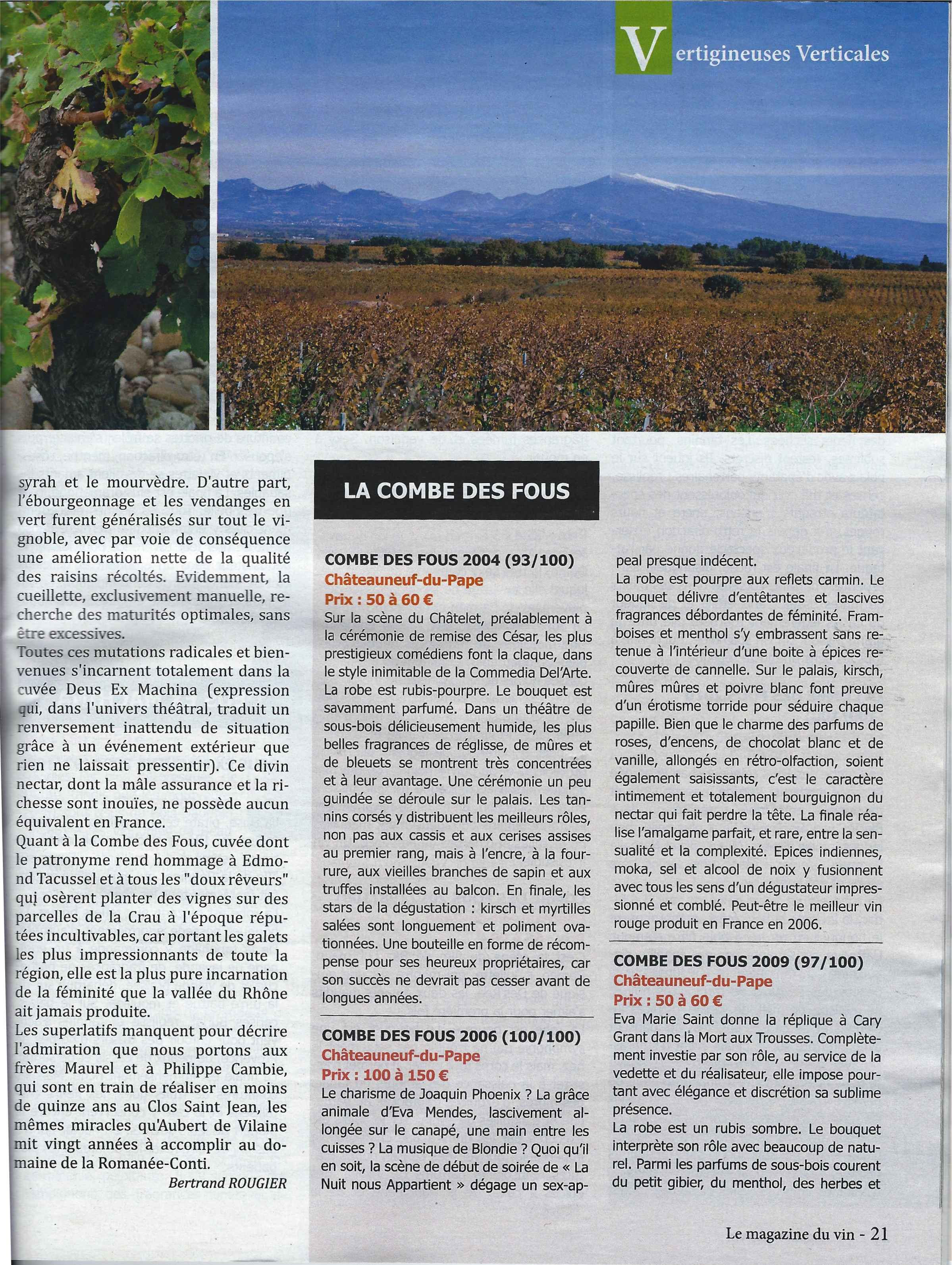 Clos Saint Jean Philippe Cambie Page 2