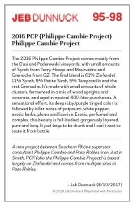 2016 PCP (Philippe Cambie Project) Philippe Cambie Project_page_1