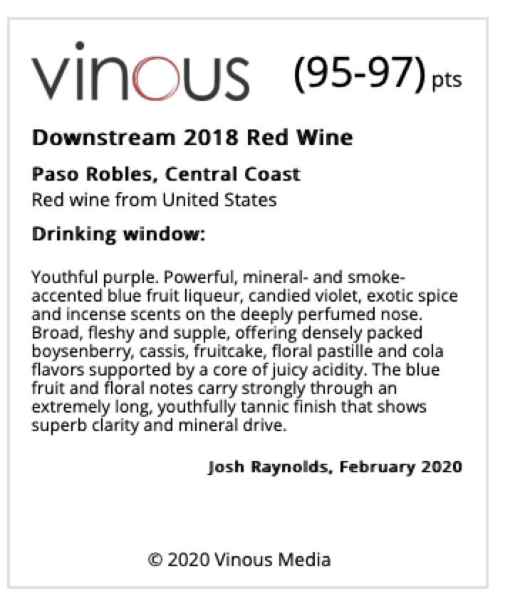 Wine List | Vinous -